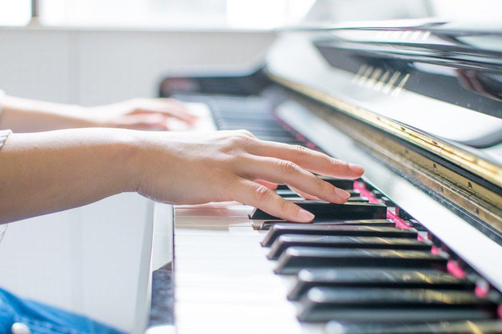 おたる屋台村 ストリートピアノ