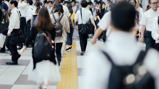 大阪駅 コロナ