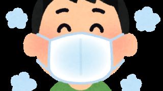 新宿 夏マスク